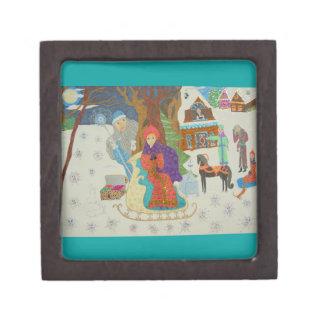 Morozko Prämien-Geschenkboxen Kiste