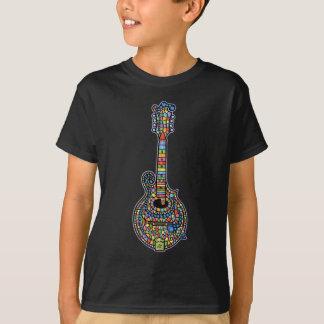 Mosaik-Mandoline T-Shirt