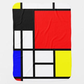 MOSAIK-Rechtecke quadriert färbten I + Ihre Ideen Babydecken
