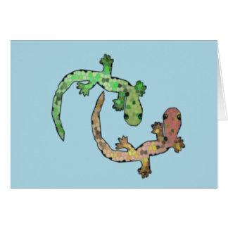 MosaikGeckos Karte