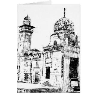 Moschee eine karte