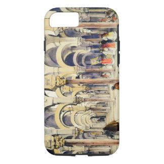 """Moschee in Cordoba, """"von den Skizzen von Spanien"""", iPhone 8/7 Hülle"""
