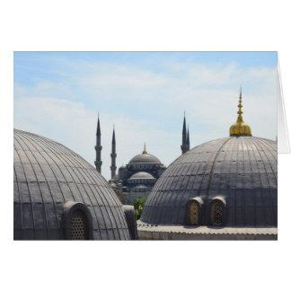 Moschee Karte