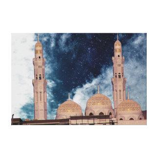 Moschee Leinwanddruck