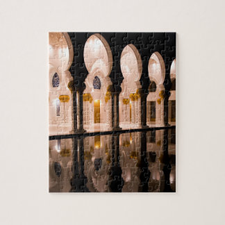 Moschee Scheichs Zayed Grand in Abu Dhabi, Puzzle