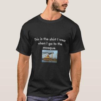 Moscheen-Shirt T-Shirt