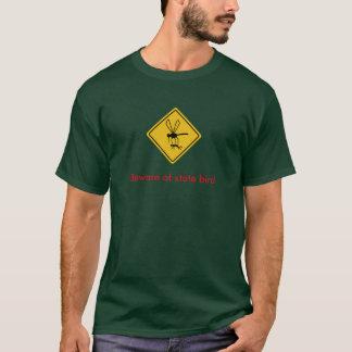 Moskito-Staatsvogel T-Shirt