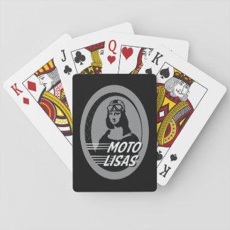 Moto Lisas Spielkarten