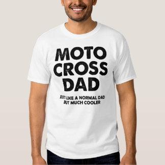 Motocross-Vati-lustiges Schmutz-Fahrrad-Shirt Shirt