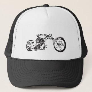 Motorrad Truckerkappe