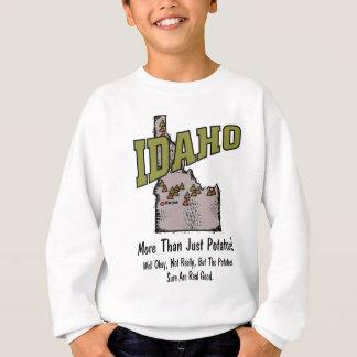 ~ Motto Idaho Identifikation US mehr als gerade Sweatshirt