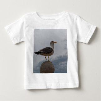 Möve mit einem Bein Baby T-shirt