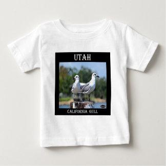 Möve Utahs Kalifornien Baby T-shirt