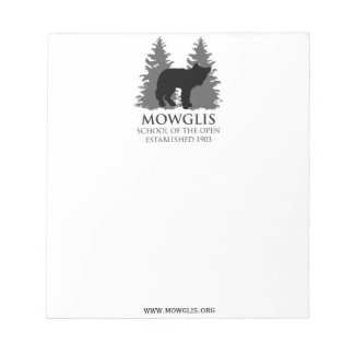 Mowglis Notizblock