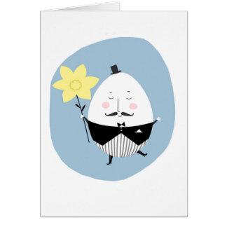 Mr. Humpty Dumpty Karte