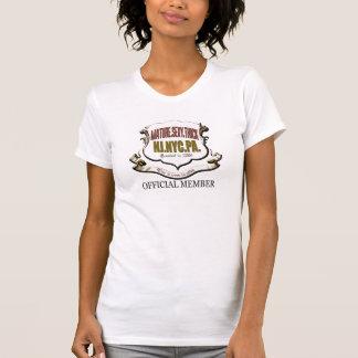 MST offizielles Mitglied übersteigt der Frauen T-Shirt