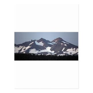 Mt Scott, Oregon Postkarte