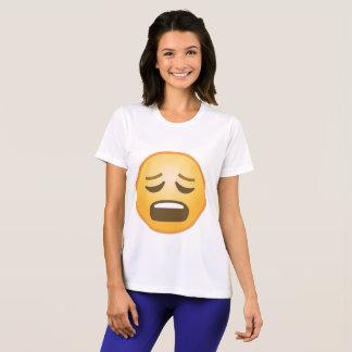 Müdes Emoji T-Shirt