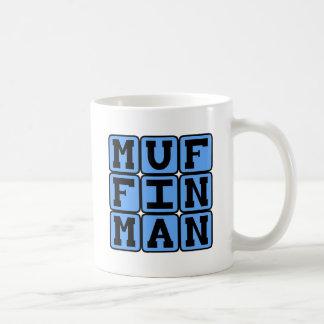 Muffin-Mann Tasse