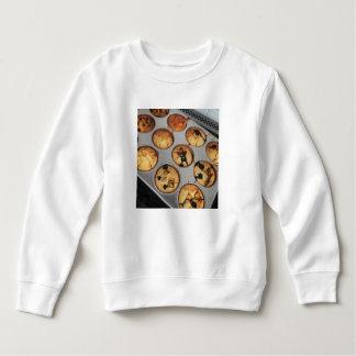 Muffin-Wannen-Shirt Sweatshirt