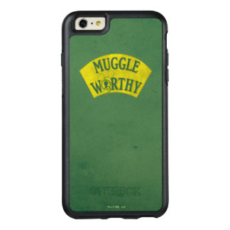 Muggle angemessen OtterBox iPhone 6/6s plus hülle