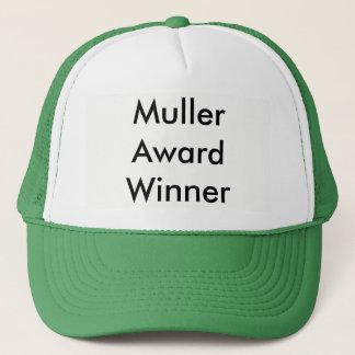 Muller-Preis-Sieger-Kappe Truckerkappe