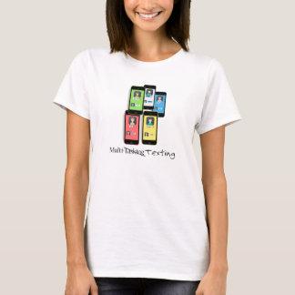Multi-Simsen Sie T - Shirt