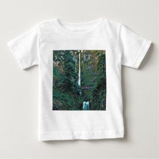 Multnomah fällt Portland Oregon Baby T-shirt