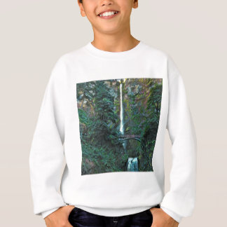 Multnomah fällt Portland Oregon Sweatshirt