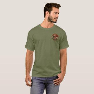 Munchener Bier-Vintager Aufkleber T-Shirt