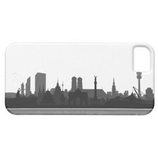 Munich skyline iPhone 5 sleeve/Case iPhone 5 Hülle