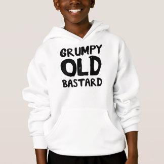 Mürrischer alter bastard hoodie