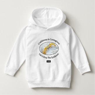 Mürrischer Kleinkind-PulloverHoodie Hoodie