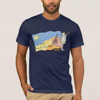MusicToon: Pina Colada Lied: T - Shirt