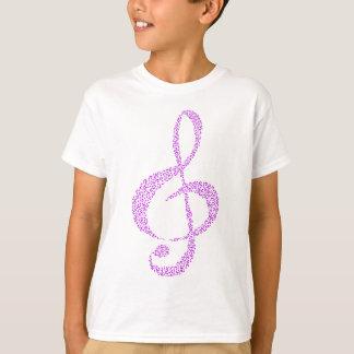 Musik-Anmerkung T-Shirt