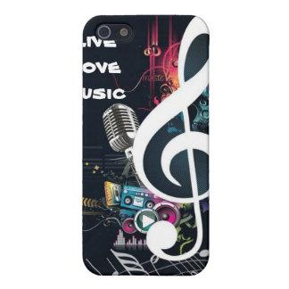 Musik der Leidenschafts-4 Schutzhülle Fürs iPhone 5