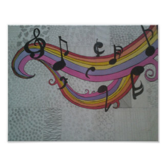 Musik für das Leben Poster