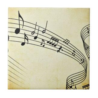 Musik Keramikfliese
