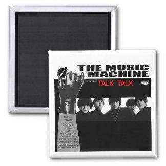 Musik-Maschine: TurnOn Quadratischer Magnet