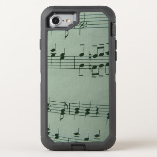 Musik OtterBox Defender iPhone 7 Hülle
