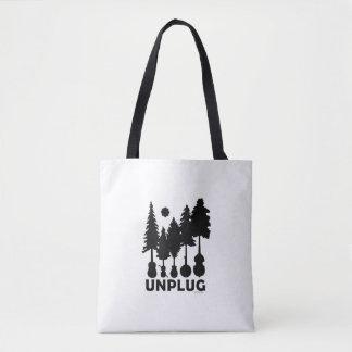 Musik-und Natur-Themed Taschen-Tasche