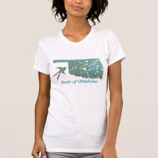 Musik von Oklahoma T-Shirt
