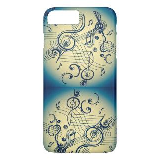 Musikalisch inspiriert! iPhone 8 plus/7 plus hülle