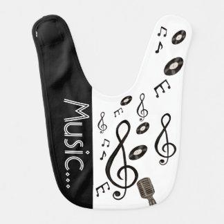 Musikfreund Lätzchen