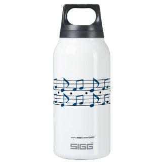 Musiknoten Thermoflaschen