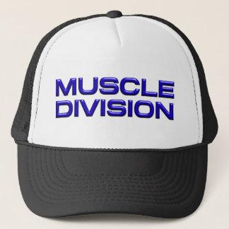Muskel-Abteilungs-Kappe Truckerkappe