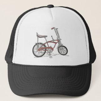Muskel-Fahrrad Sechzigerjahre Schwinn Truckerkappe