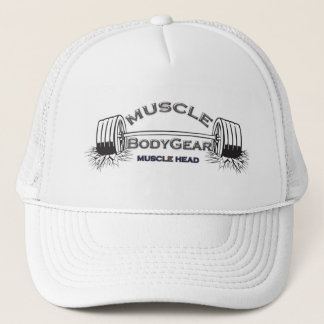Muskel-Körper-Gang-Kappe Truckerkappe