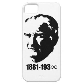 Mustafa Kemal Ataturk iPhone 5 Schutzhüllen