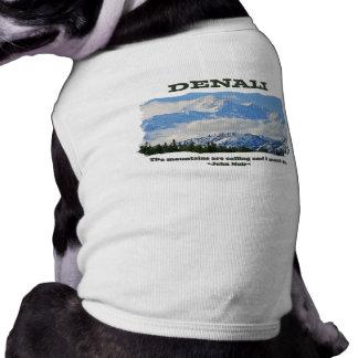 Mutiges Denali/die Berge nennen… J Muir Shirt